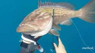 zıpkınla balık avı sezon 2, spearfishing summer 2, zıpkın avı, ömer bırak