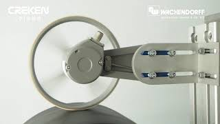 길이측정 LMS 로터리 엔코더 동작 영상
