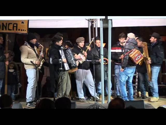 Gambatesa maitunat 1-1-2013 Antony Iacovelli