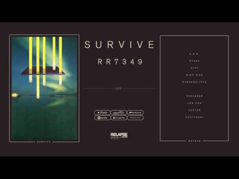 S U R V I V E - 'RR7349' (Full Album Stream)