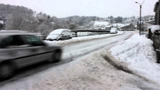 Paysage hivernal à Comblain-au-Pont (2)