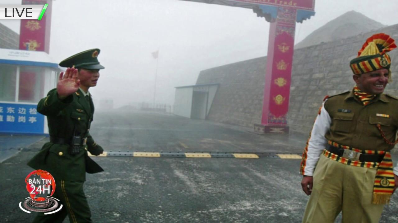 """Trung Quốc Biến hàng loạt nước láng giềng thành """"vùng lãnh thổ tranh chấp"""""""