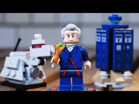 Доктор Кто - LEGO Dimensions (Level Pack 71204 Doctor Who)