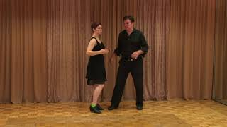 Video Rockabilly Dance Lesson 102