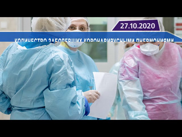 Новостная лента Телеканала Интекс 27.10.20.