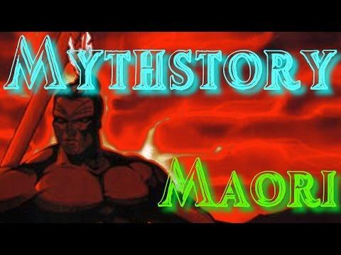 Mythstory #1 - Maori Mythology