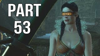 The Witcher 3 Walkthrough Part 53 Gameplay - The Sunstone