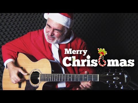 Jingle Bells played by Santa Claus!