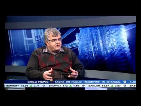 Unemployment rate: Mike Schussler