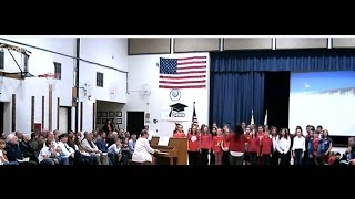 8th Annual Churchville Middle School Veterans Day Assembly