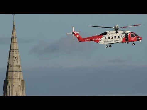 Irish Coastguard Training