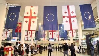 Georgians Celebrate Visa-Free Travel Into EU