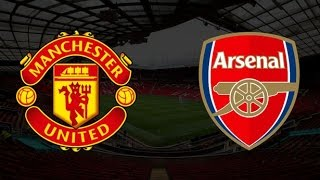 Cuplikan Hasil Manchester United Vs Arsenal 3-2 Highlights & All Goals ( 28-2-2016 )