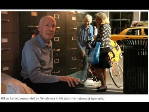Tribute to Bill Cunningham : photographer of New York street fashion