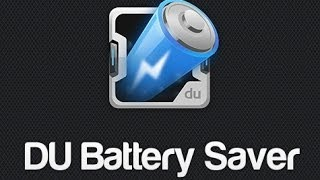 DU Battery Saver & Widgets Best Android Battery Saver Android App Review