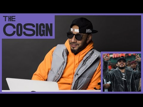 Swizz Beatz Reacts To New Producer/Rappers (Russ, Nav, Rich Brian) | The Cosign