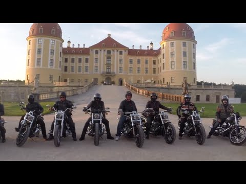 Harley Davidson Breakout Friends Berlin Brandenburg 01.09.15