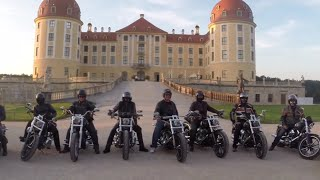 Harley Davidson Breakout Friends Berlin Brandenburg 01.09.15