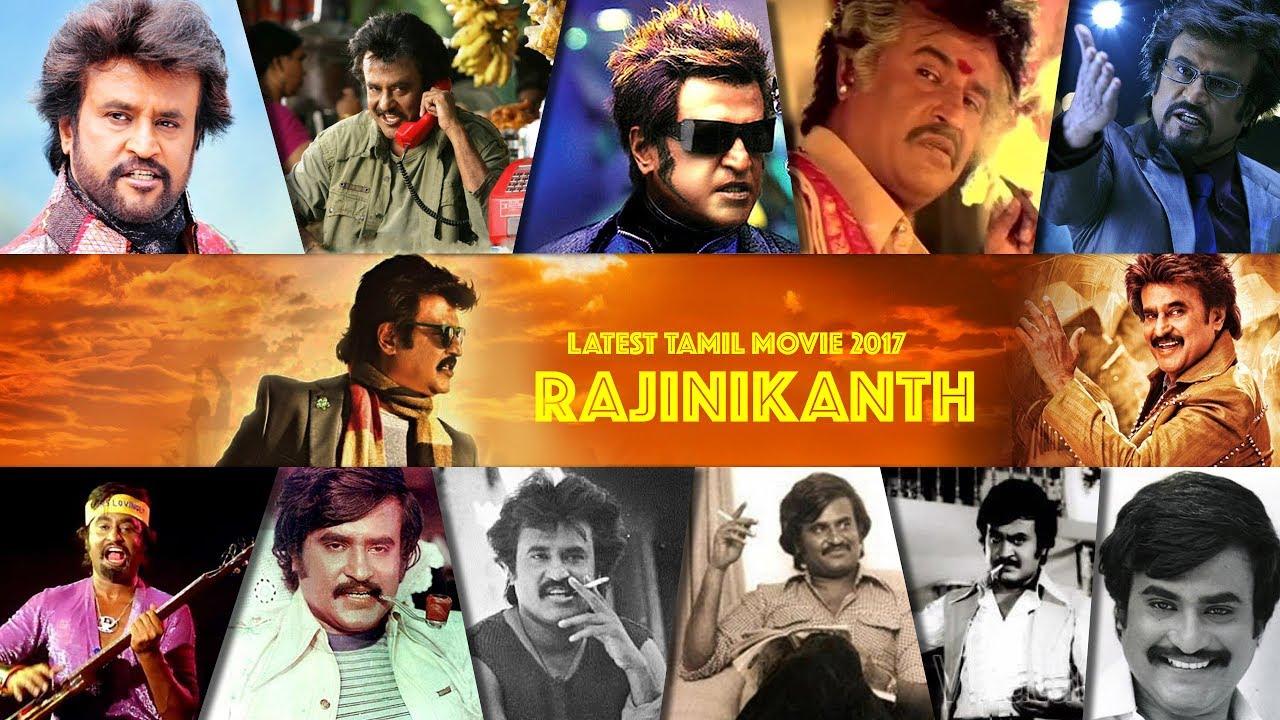 Rajinikanth Latest Tamil Movie 2017 | Tamil HD Action Movies 2017