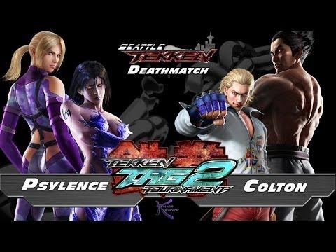 TTT2 Deathmatch - Psylence (NIN/UNK) vs Colton (KAZ/STE)
