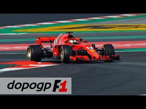 Formula 1 2018: mondiale al via. Chi vincerà? L'anteprima | DopoGP F1
