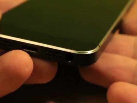 iPhone 5 Scuff / Scuffgate Issue Fix/ How To Polish iPhone 5 Bezel to Beautiful Finish!