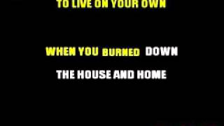 GREEN DAY   21 GUNS KARAOKE LYRICS PRO HD