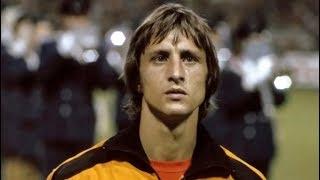 Johan Cruyff :  THE UNIQUE ONE
