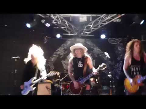 santa cruz live rooms chester uk 14 12 2017 youtube
