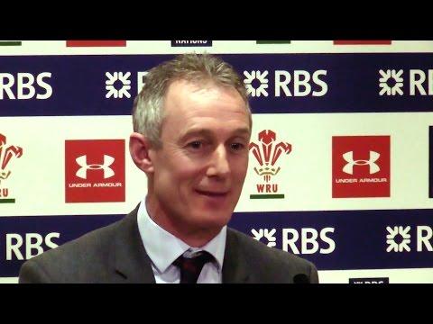 Wales 22-9 Ireland - Rob Howley & Alun Wyn Jones Full Post Match Press Conference - Six Nations