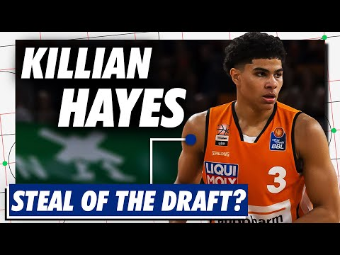 Why Killian Hayes Is the Best Prospect in the 2020 NBA Draft   The Restart   The Ringer