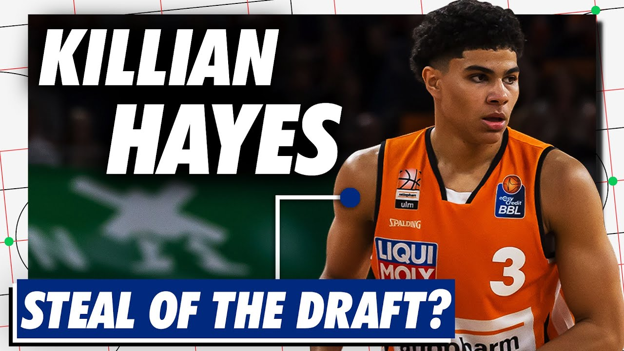 Why Killian Hayes Is the Best Prospect in the 2020 NBA Draft | The Restart  | The Ringer - YouTube