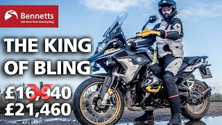 BMW R1250GS (40th anniv) 2021 - The King of Bling