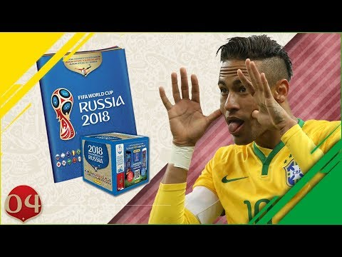 OFFICIAL WORLD CUP RUSSIA 2018 STICKERBOOK COLLECTION EP4 - ONE OF THE BEST IN THE WORLD!!