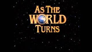 As the World Turns - mid-bumper 1996 (HD)