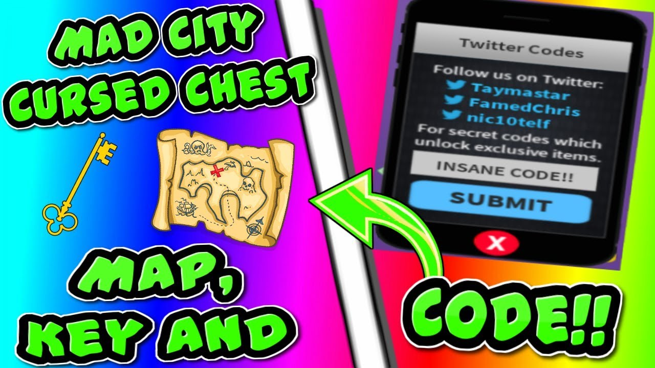 Roblox Mad City Golden Key Locations