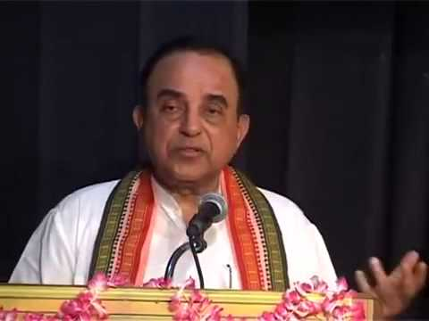 Dr Subramanian Swamy talks about congress coruption and its cure