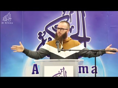 Allah Is Sufficient For Us | Ustadh Yusha Evans | iBooster