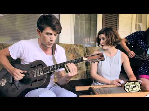 The Front Porch: Luke Winslow-King