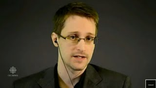 Edward Snowden comments on Bill C-51 and Canadian liberties