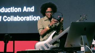 Music Production And The Art Of Collaboration | Brandon Bailey Johnson | TEDxElPaso