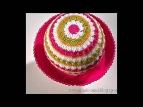 Crochet Patterns| for free |crochet hats youtube| 1038 - YouTube