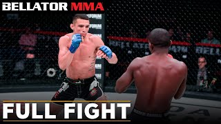 Full Fight | Leandro Higo vs. Shawn Bunch - Bellator 228