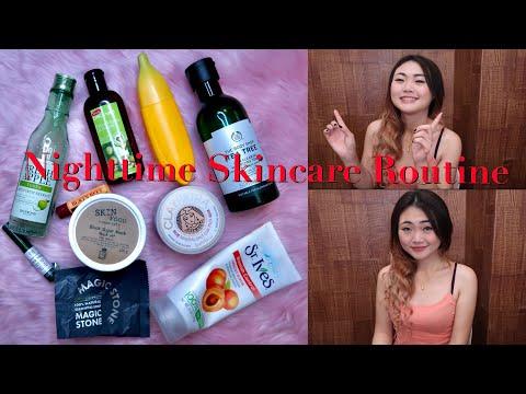 My Nighttime Skincare Routine  Philippines  Valerie Cruz