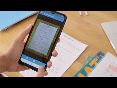 Learn about Notebloc - the best Scanner App