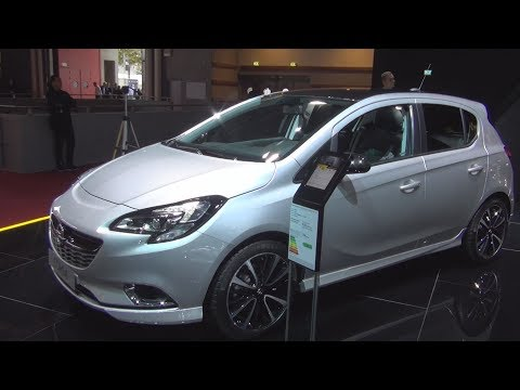 Opel Corsa Color Edition 1.4 Turbo 100 hp Start&Stop (2017) Exterior and Interior