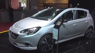Video Opel Corsa Color Edition 1.4 Turbo 100 hp Start&Stop (2017) Exterior and Interior download MP3, 3GP, MP4, WEBM, AVI, FLV Agustus 2018