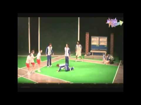 Seto Koji (Eiji Kikumaru) Tenimyu musicals cuts