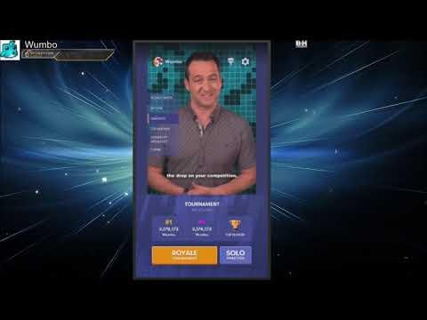 Tetris Royale Mobile Game Tutorial
