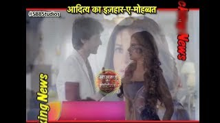 Bepannah : FINALLY! Aditya PROPOSED Zoya!